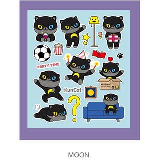stiker motif mata kucing kartun gaya korea untuk dekorasi handphone dan diary shopee indonesia shopee