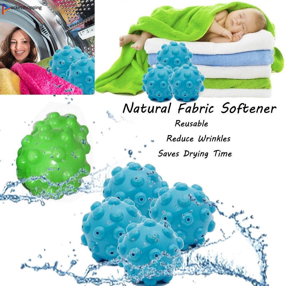 Cleaning Towels & Cloths 2PCS Blue Eco Friendly Laundry Washing ...