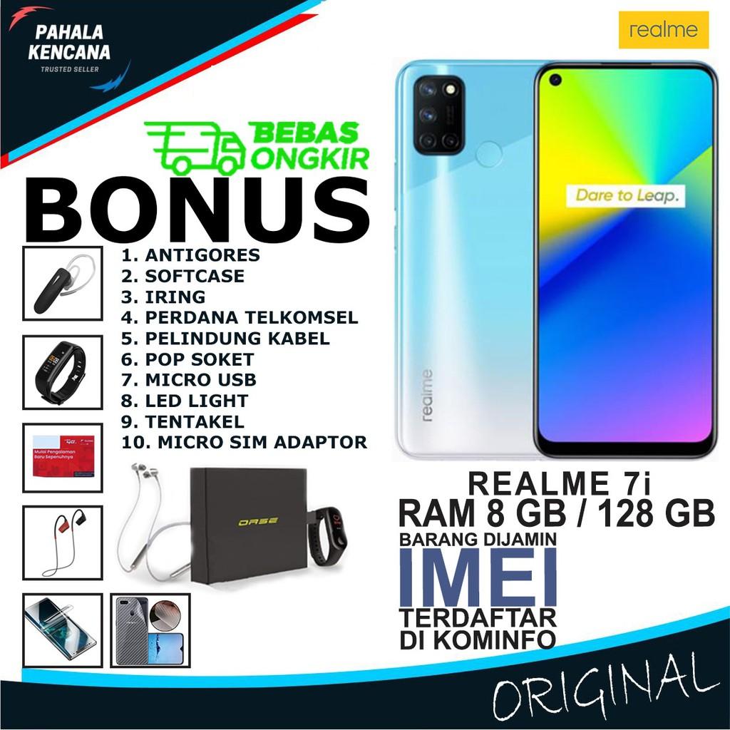 REALME 7i ram 8GB ROM 128GB Garansi Realme Indonesia