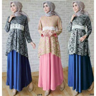 HCL DRESS VERNITA   BAJU DRESS   DRESS TRENDI   DRESS WANITA   OLSHOP  TERMURAH   d7ded5774e