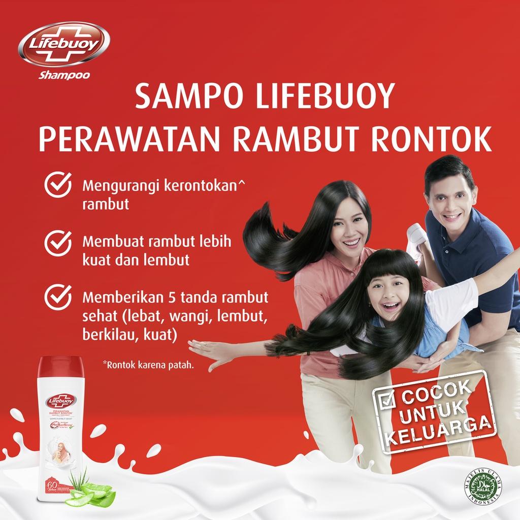 Lifebuoy Shampoo Anti Hairfall 680 Ml - Shampoo Anti Rambut Rontok, Perawatan Rambut Rontok-4