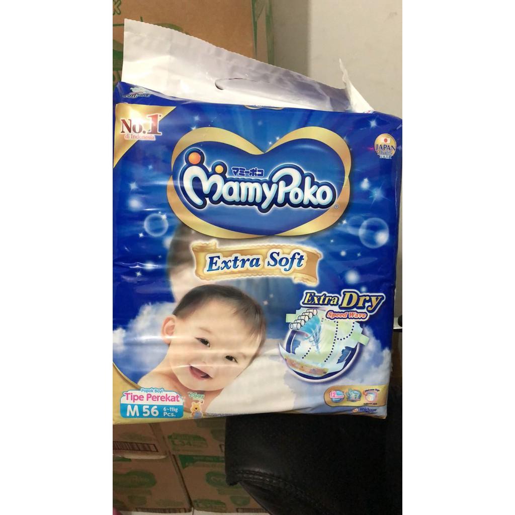 Mamypoko Extra Dry Soft Popok Perekat Xxl32 Xxl 32 Shopee L48 Indonesia
