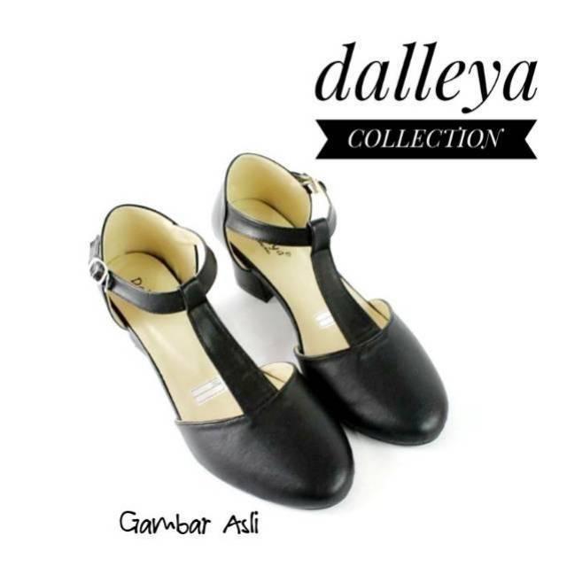Lilyshoes SALSA - Dalleya sepatu hak chunky / big wanita