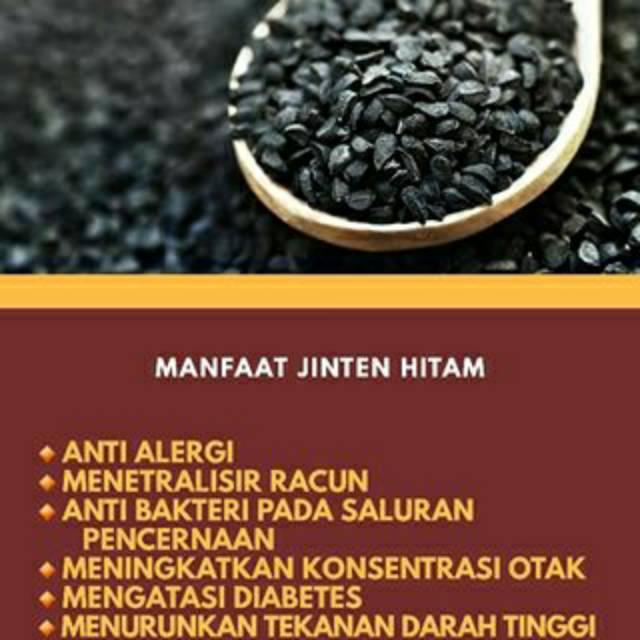 Biji Jinten Hitam Shopee Indonesia