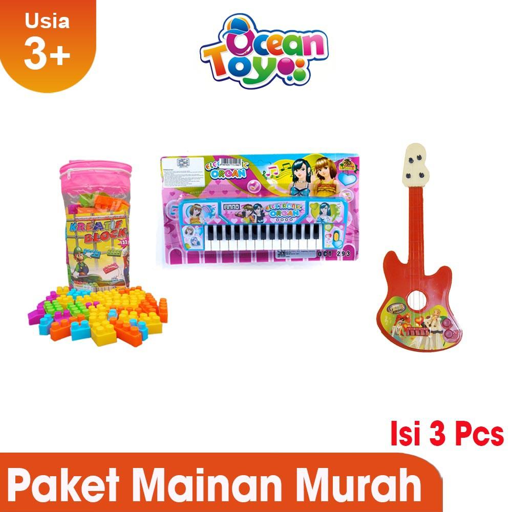 Paket Mainan Anak Murah Isi 6pcs Shopee Indonesia