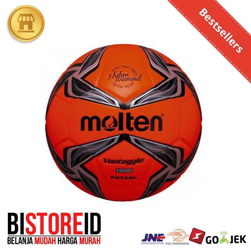 BOLA SEPAK MOLTEN VANTAGGIO 5000 ORIGINAL FIFA ELITE STANDARD   Shopee Indonesia