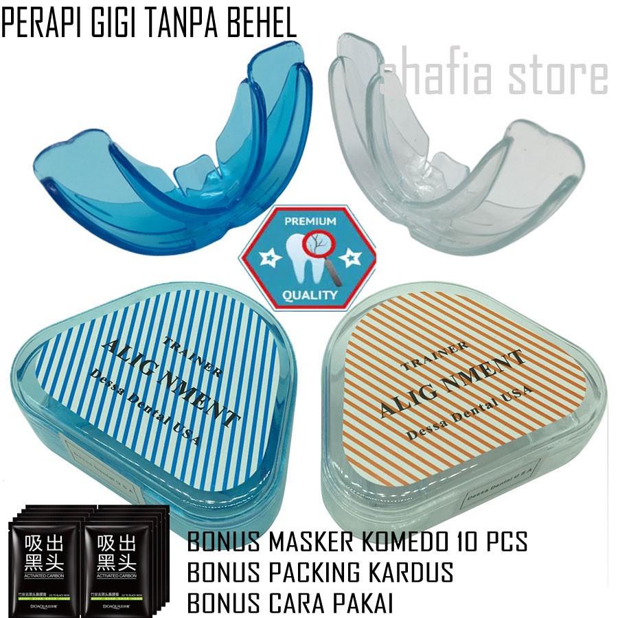 Premium Perapi Gigi Tanpa Behel Teeth Trainer Alignment Dessa Orthodentic Retainer Theeth Allignment Terapi Merapikan Dental Usa Bonus Pasta Nasa Shopee Indonesia