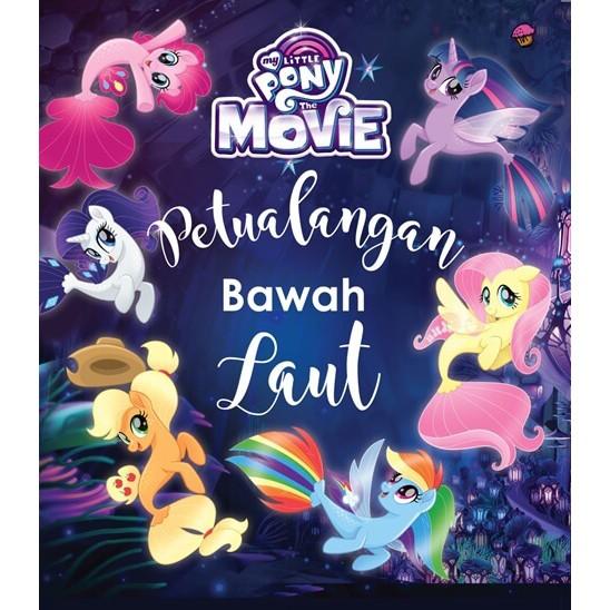 My Little Pony Petualangan Bawah Laut Sc Shopee Indonesia