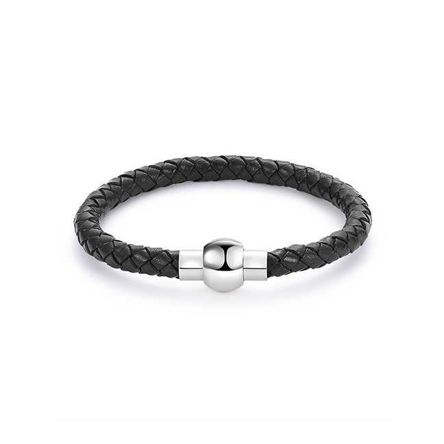 Jual LRC Gelang Fashion Black Pattern Decorated Bracelet | Shopee Indonesia