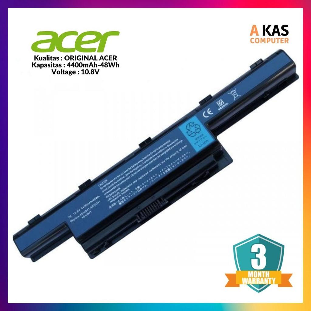 Baterai Batre Original Acer Aspire 4741 4741Z 4741G 4743 4349 4750