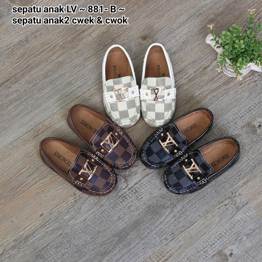 TAWAR RP135.000  99Y Sepatu Anak 2 Gucci London cewek   cowok Series 882-B   6ac773369f