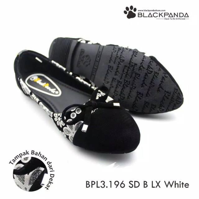 Sepatu Black Panda Lexa White Blue Pink Orange Shopee Indonesia