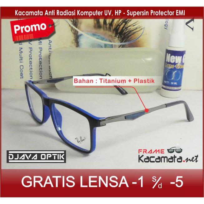 Frame Kacamata - Levis 81LH024 - Lensa Baca Min Minus - Pria Wanita ... 402053d73c