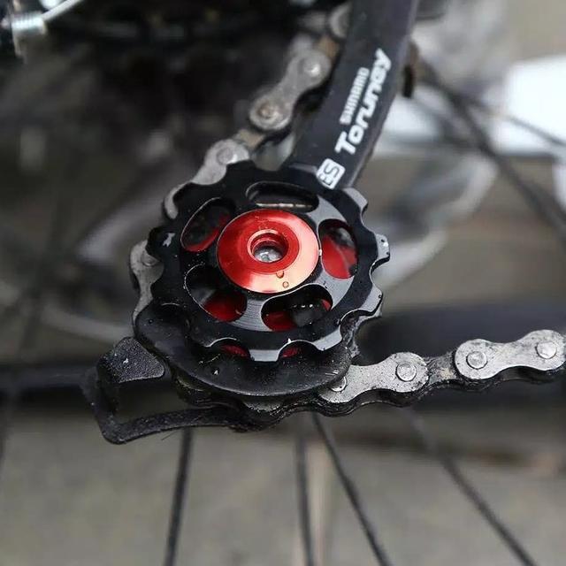 RW8B Pulley Rear Derailleur Roda Belakang Sepeda 11T aluminium ♥A6
