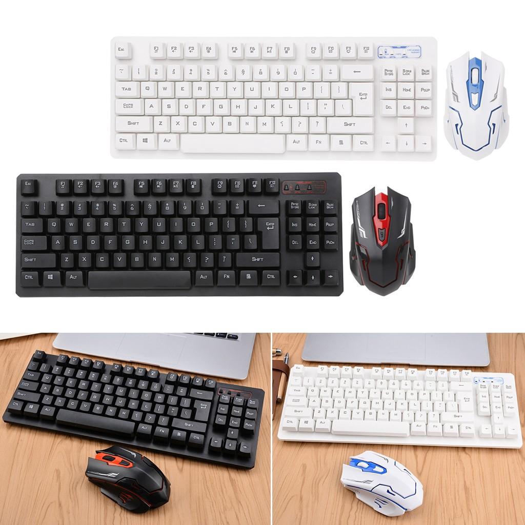 Mouse Gaming Kabel USB Optical 5500 DPI 7 Tombol 7 Warna LED | Shopee Indonesia