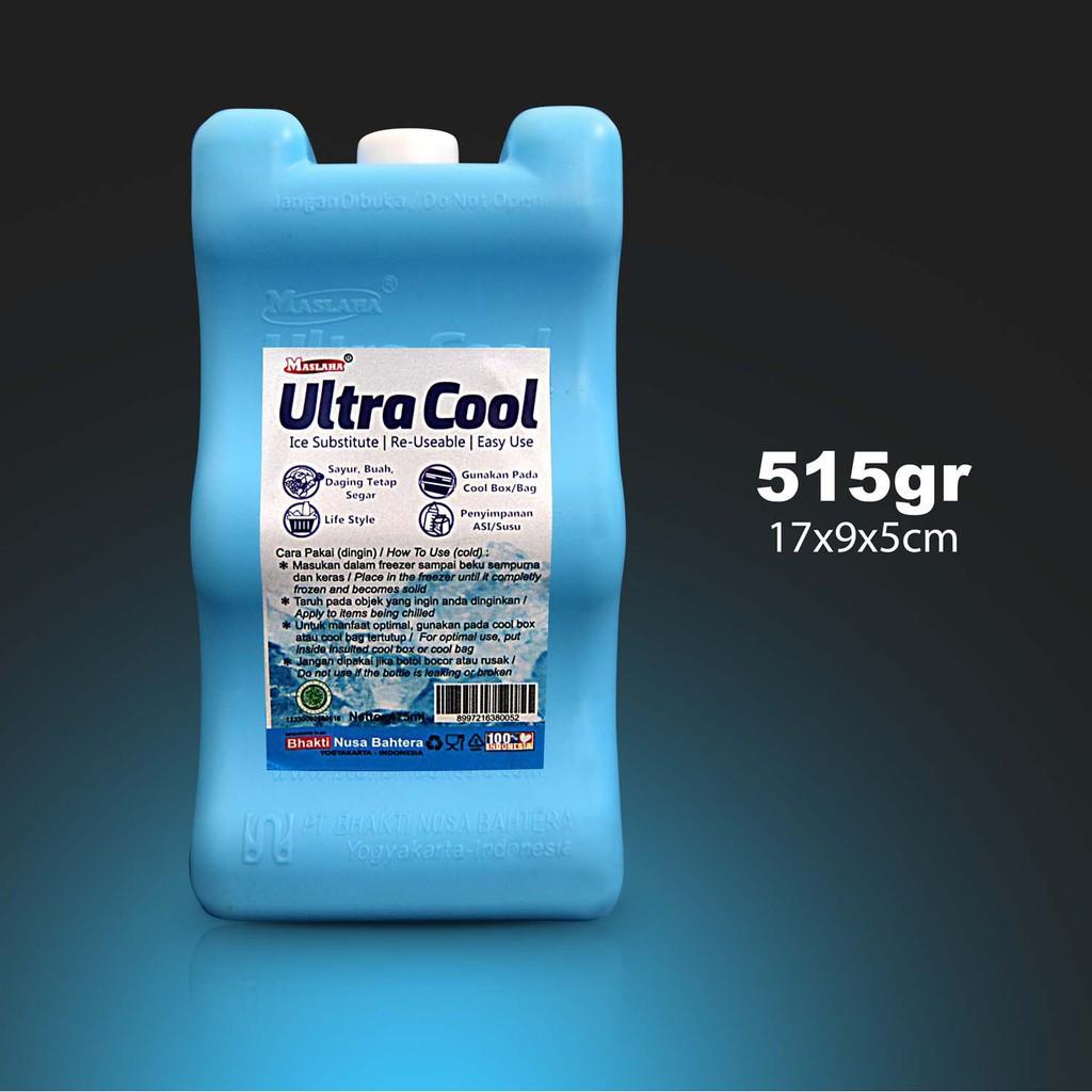 Ultra Cool Blue Ice Pack Lekuk 2 Shopee Indonesia