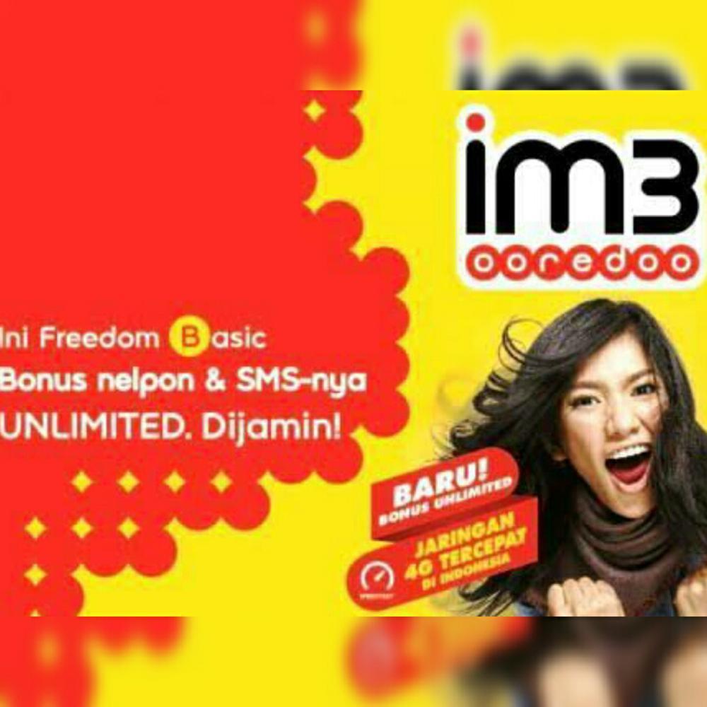 Diskon Kartu Perdana Internet Indosat Im3 65gb Combo Xxl Kuota Data 42gb 52gb Shopee Indonesia