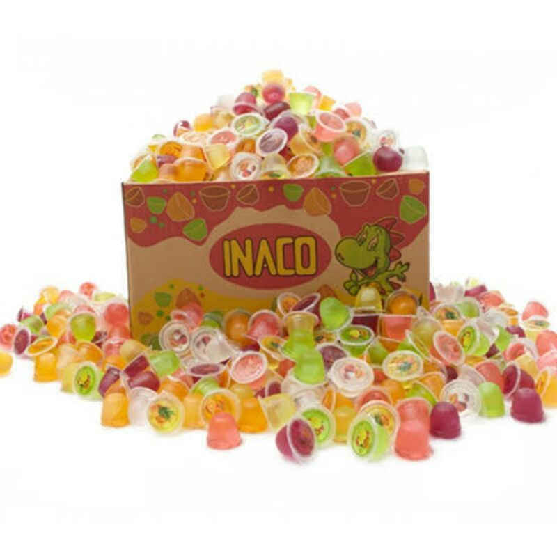 inaco jelly / agar agar inaco jelly