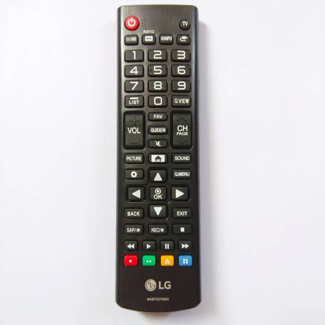 REMOT / REMOTE TV LG LCD / LED / PLASMA AKB SERIES ORI / ORIGINAL / ASLI