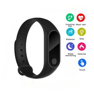 Murah! M2 Smartwatch - Smart Watch M2 Sport Band Smartband Heart Rate
