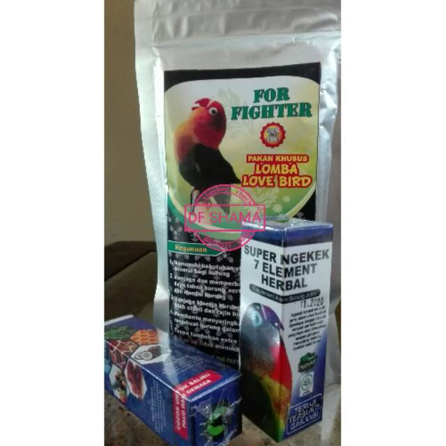 PAKAN LOVEBIRD LOMBA RAJA GOYANG SUPER NGEKEK PAKAN LOMBA LOVEBIRD PAKET PAKAN LOMBA NGEKEK KONSLET | Shopee Indonesia