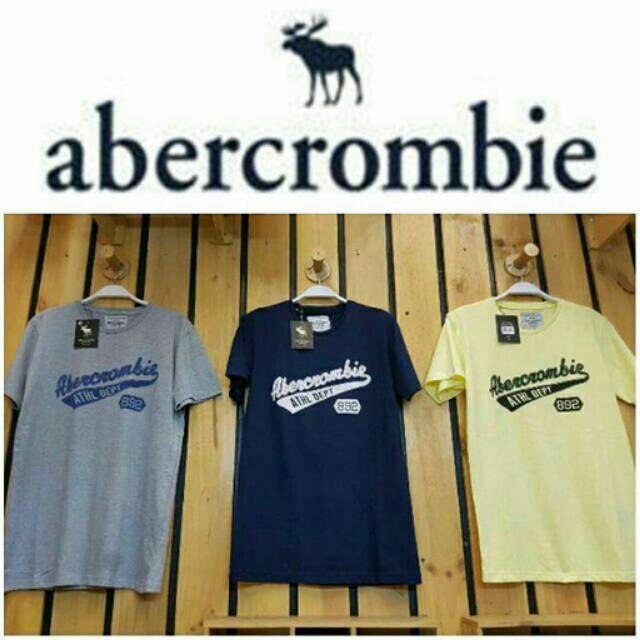 Kaos Abercrombie Grade Ori  17d51fd0d5