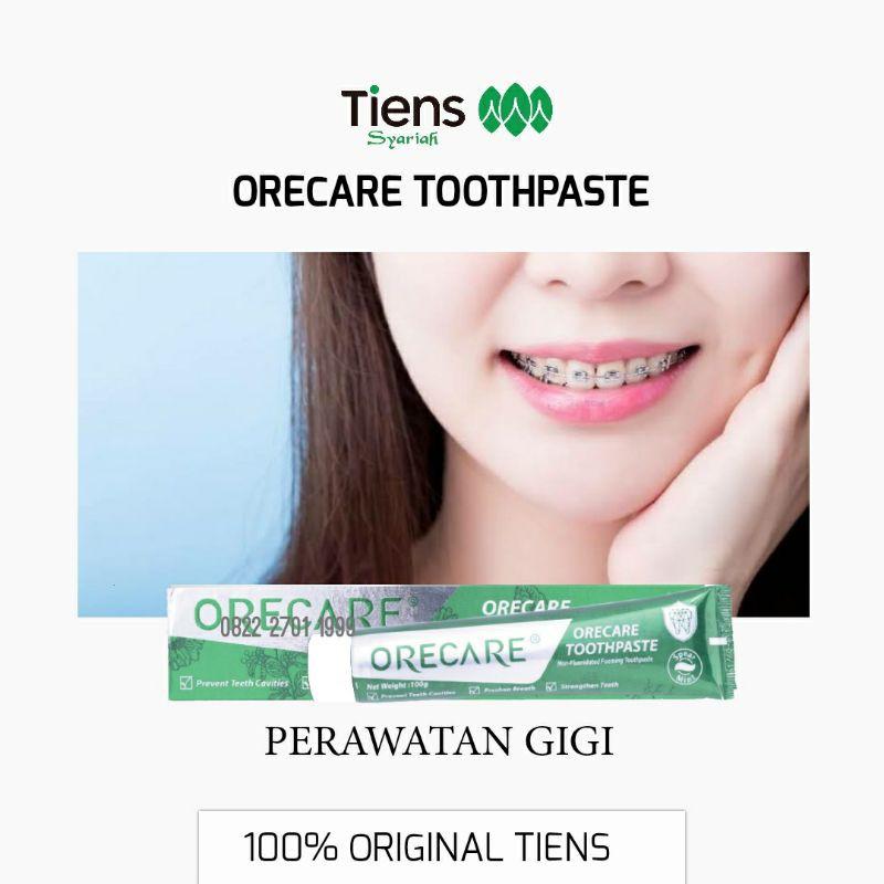 TIENS Orecare Toothpaste