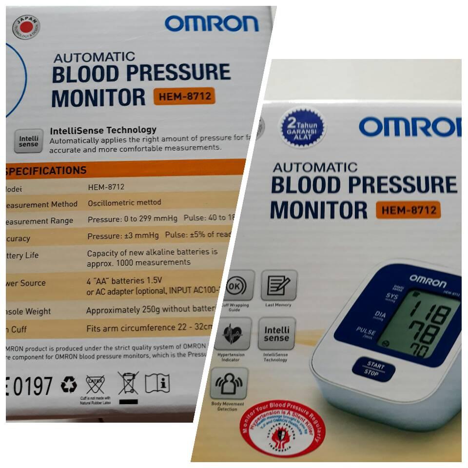 Adaptor Tensi Digital Omron Adapter 5 Shopee Indonesia Tensimeter Blood Pressure Monitor Hem 8712