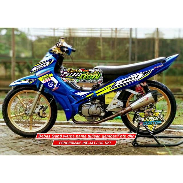 Striping Variasi Jupiter Z Custom Roadrace Shopee Indonesia