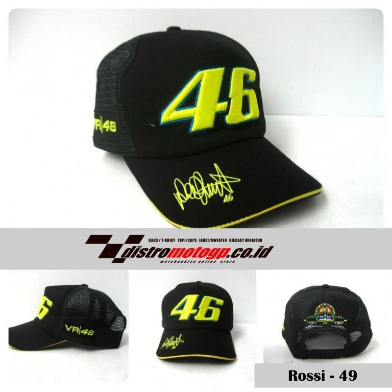 Topi Valentino Rossi VR 46  a9ed6efb2f
