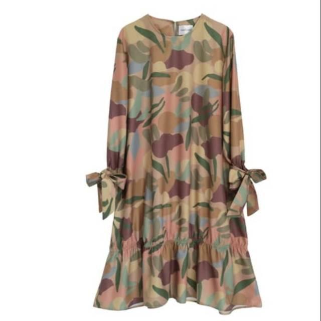 Nadjani -dress ryuna brown 2 #dress #nadjani #nadjaniindonesia