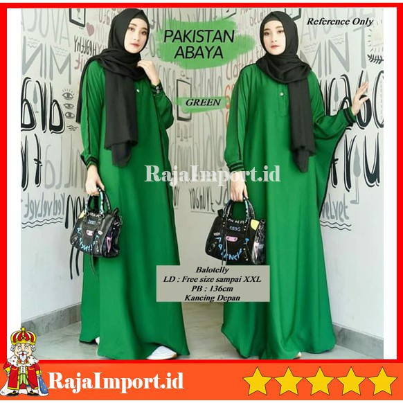 dress+import+fashion+muslim+pakaian+wanita - Temukan Harga dan Penawaran  Online Terbaik - Oktober 2018  d8d2db29ab