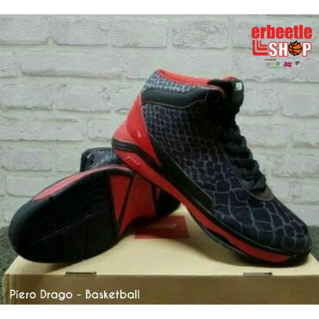 Sepatu Basket Original Piero Drago  1ead45ff06