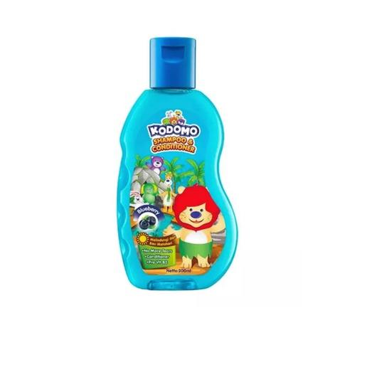 KODOMO Shampoo Botol Gel  [ 200ml ]-3