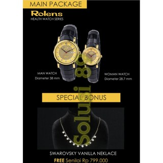 Jam Tangan Kesehatan Couple HomeSearch ROLENS HEALTH WATCH SERIE ... f83e0f1796