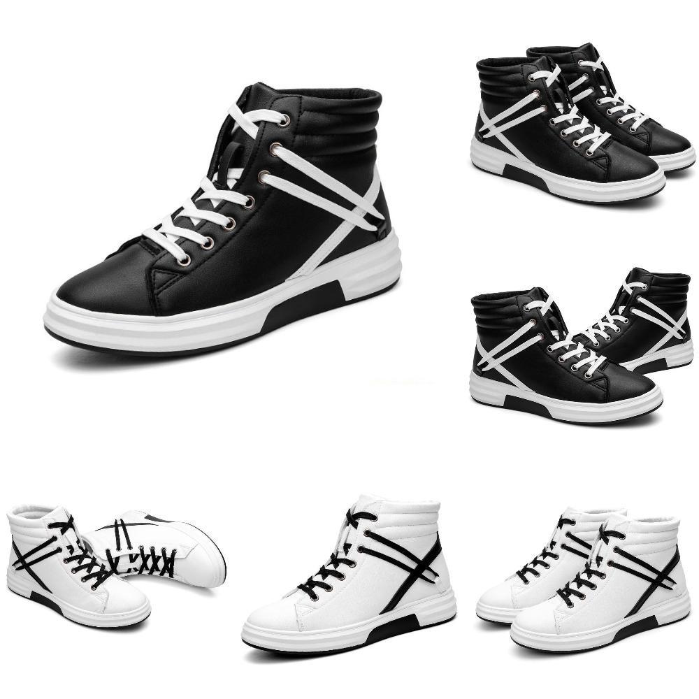Sepatu Sneakers Sport Casual Untuk Basket Lari Shopee Indonesia Pria Catenzo High Super Black