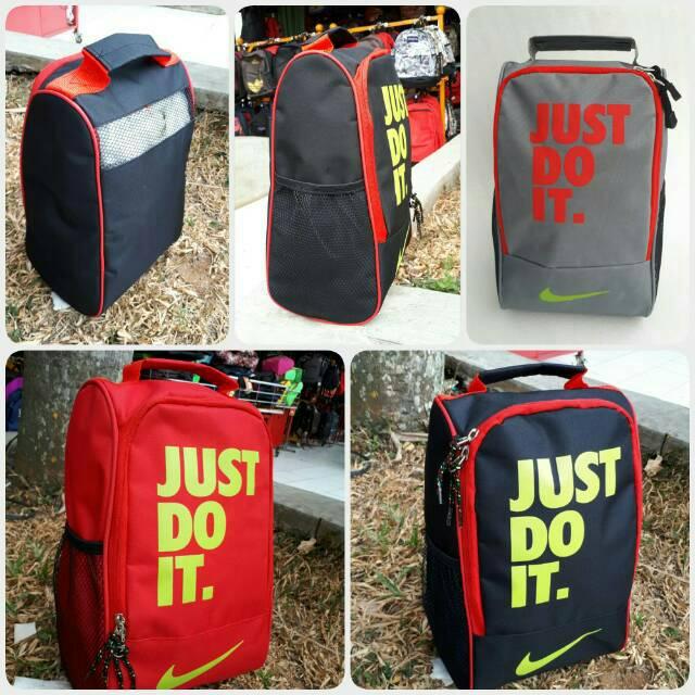 cbfb0f3572 Tas Sepatu Bola Futsal   Sling Bag Nike (slempang)