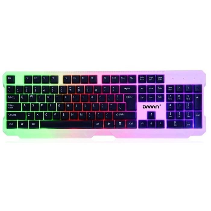 c0dcc690d28 Keyboard + Mouse Gaming Lampu Shipadoo D280 & D210 / Keyboard Mouse Set /  Paling Murah | Shopee Indonesia
