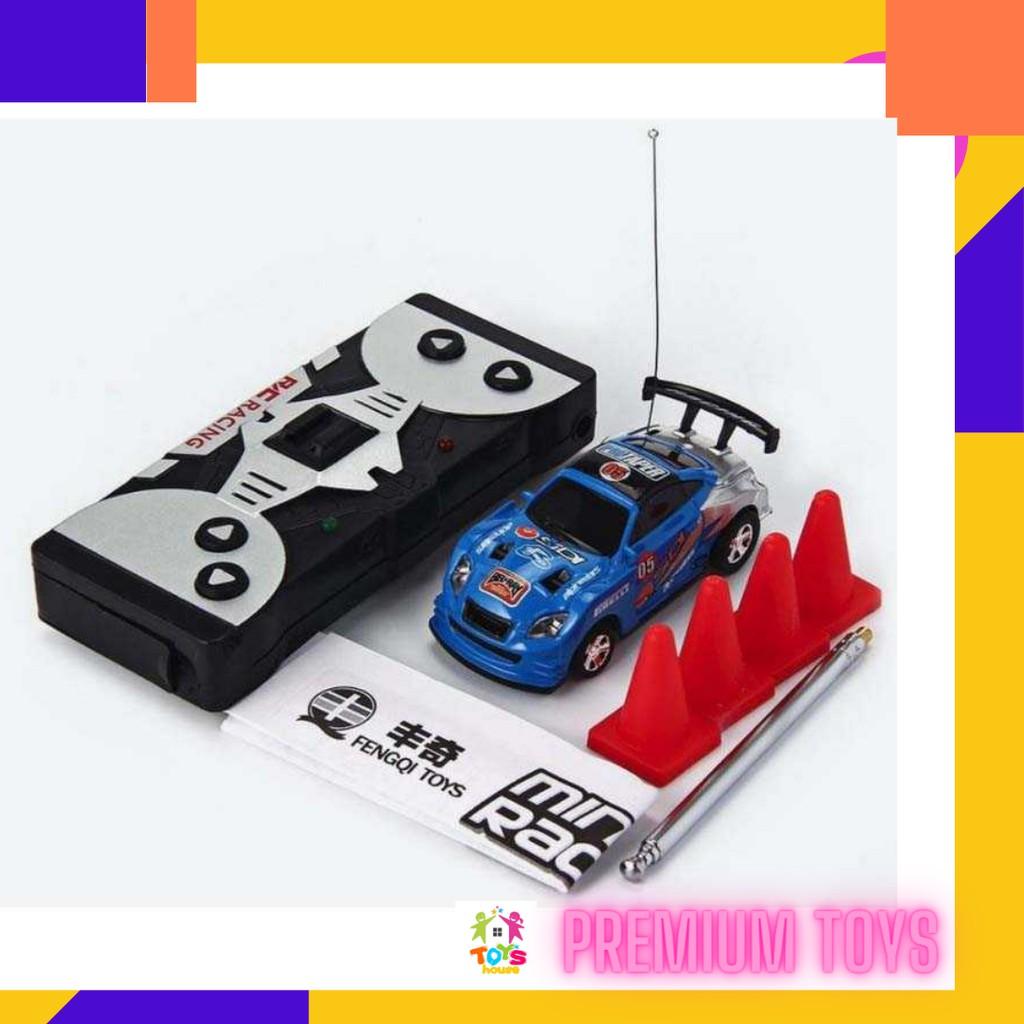 Mainan Mobil Balap Rc Remote Control Untuk Kado Hadiah Anak Shopee Indonesia
