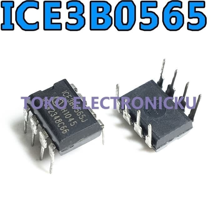 TP.1907 ICE3B0565 ICE3B0565J SMPS Current Mode Controller integrated