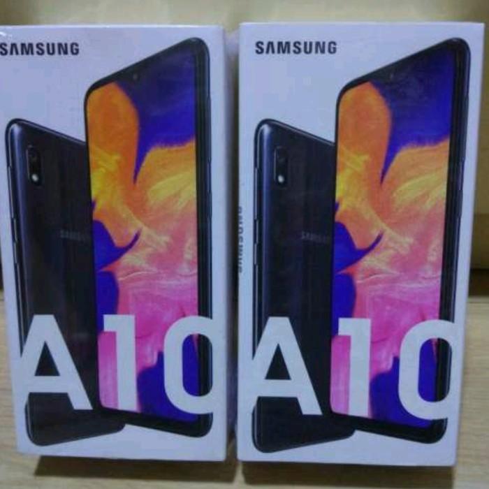[Baru] SAMSUNG A10 Handphone/HP
