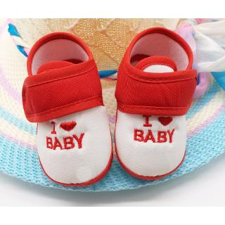 Glowworm Sepatu Bayi 0 1 Tahun Baby Boys Girls Prewalker Shoes