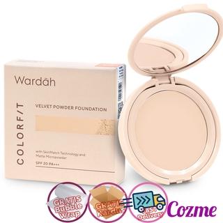 WARDAH COLORFIT Velvet Powder Foundation 11gr thumbnail