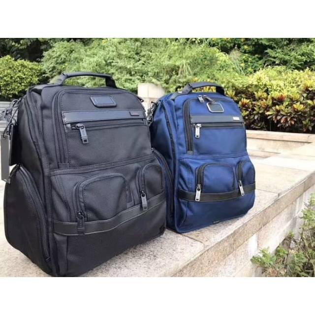 tas ransel tumi compact briefcase backpack