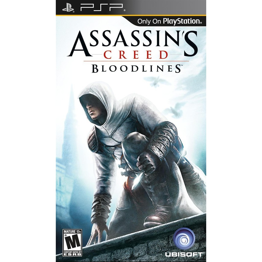 Assassins Creed Bloodlines Psp Original Shopee Indonesia