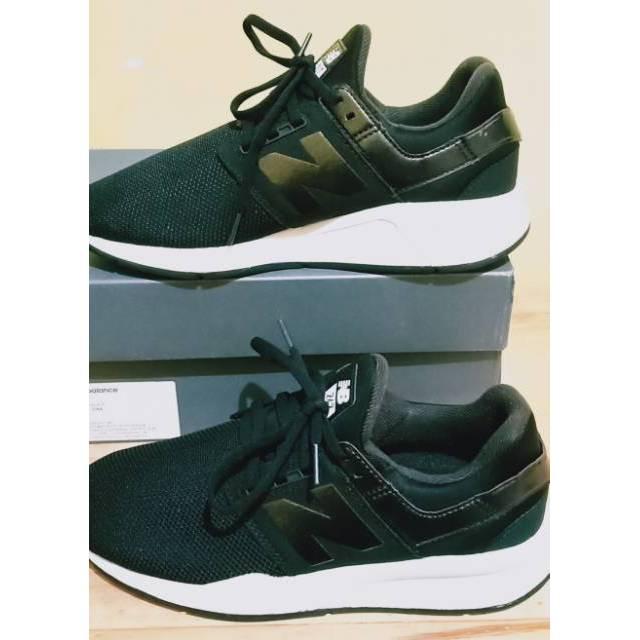 New Balance 247 Classic Women's Lifestyle Shoes Black-White Original
