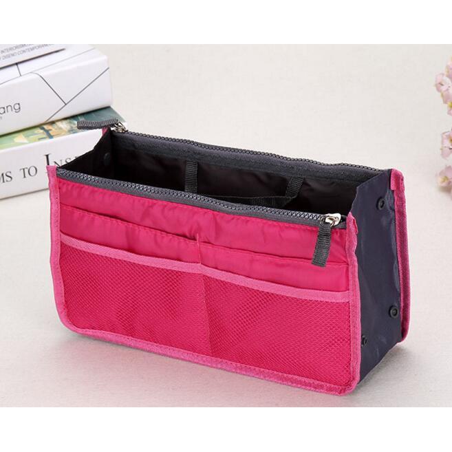 8a43bdc03d4 Korean Dual Bag In Bag Organizer / Tas Organizer / Dual Bag In Bag / Tas  Korea   Shopee Indonesia
