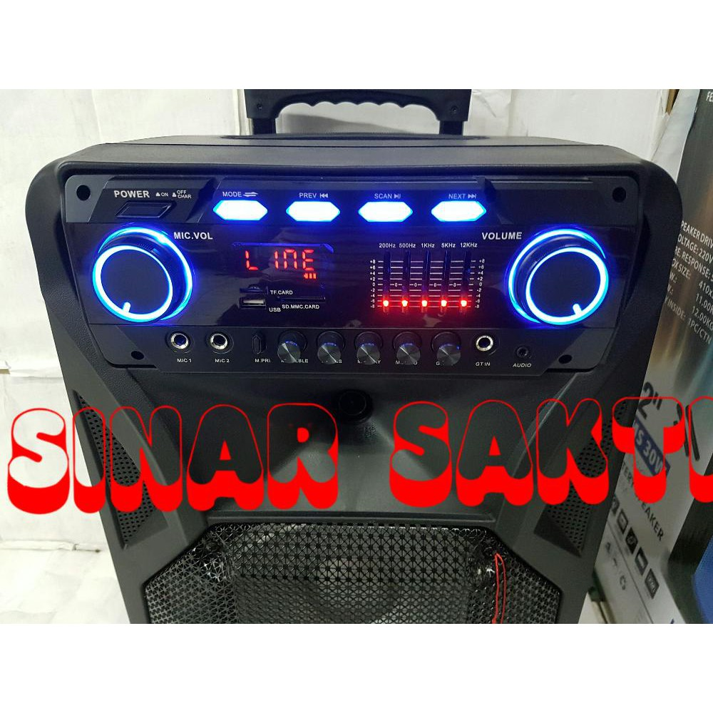 Hot Layar Speaker Portable Meeting Led 15inch Toatech Audio Runningtext 100x20 Masjid Running Text Mesjid Red Color Profesional Japan Shopee Indonesia