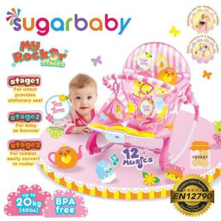 [Bouncer bayi Indonesia] Bouncer sugarbaby MY ROCKER SUGAR
