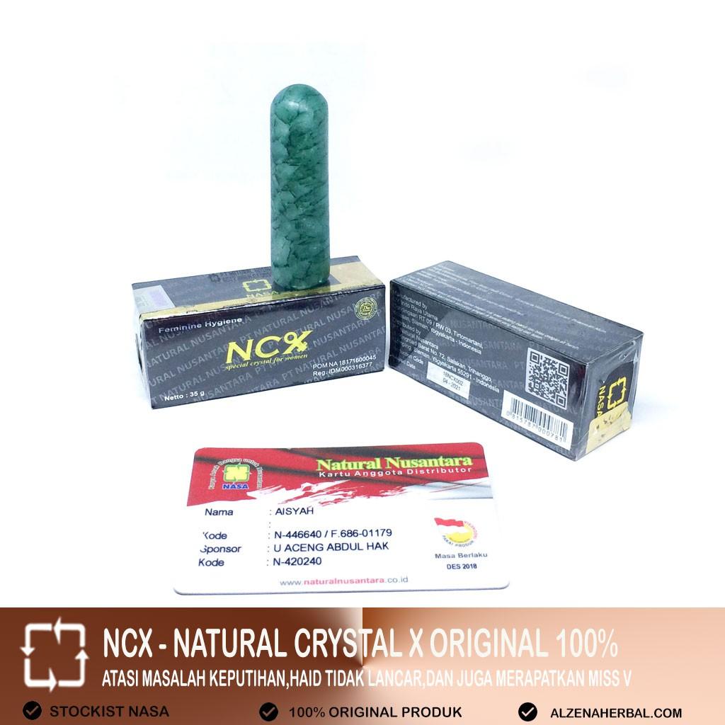 Up To 14 Discount Agen Crystal X Nasa Ori Kristal Asli Ncx Cristal Natural Herbal Perawatan Masalah Kewanitaan Ter